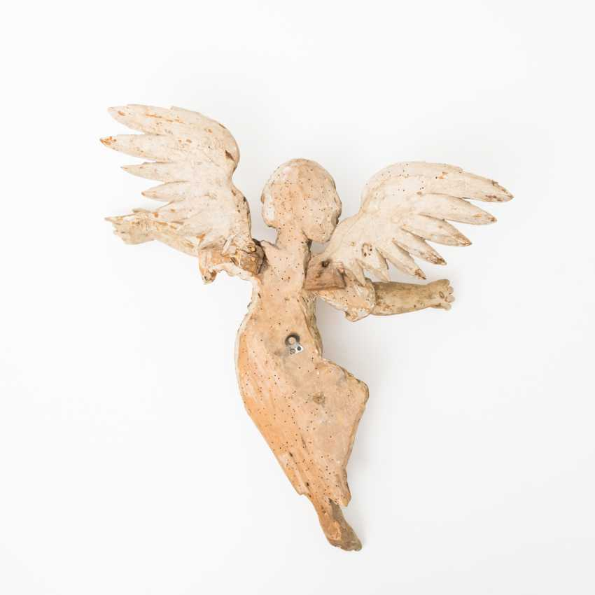 PAIR OF FLOATING ANGELS - photo 3
