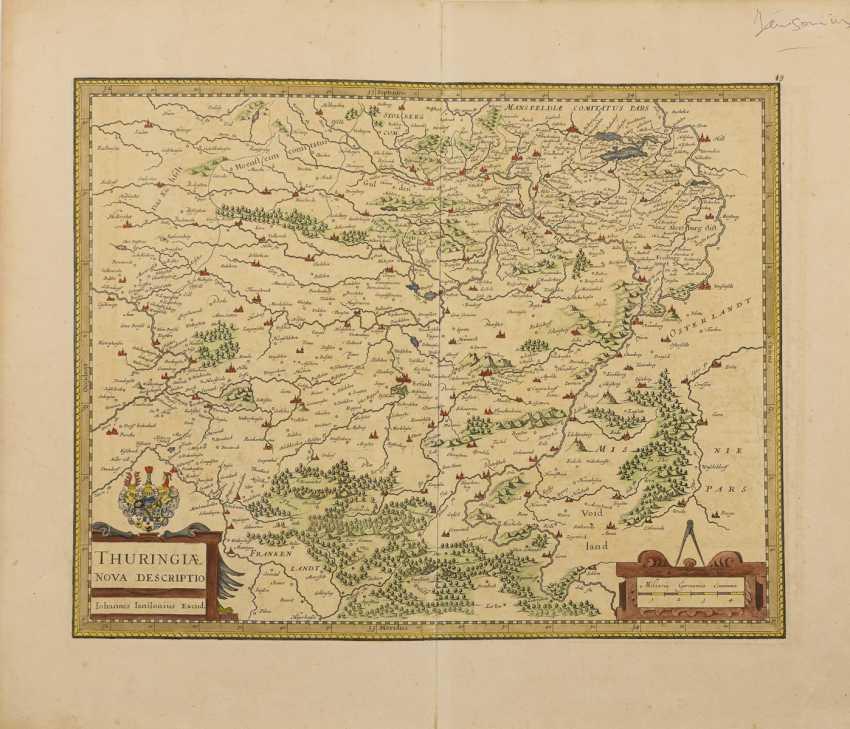 JANSSONIUS, Johannes (1588 Arnheim - 1664 Amsterdam) - photo 1
