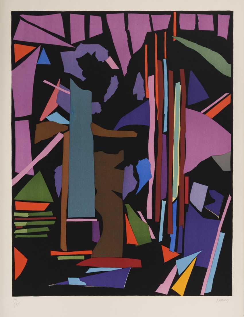 LANSKOY, André (1902 Moscow - 1976 Paris) - photo 1