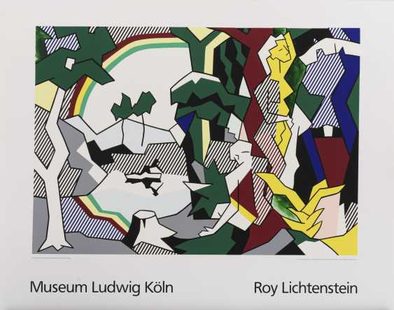 13 exhibition posters from 20th century artists - photo 4