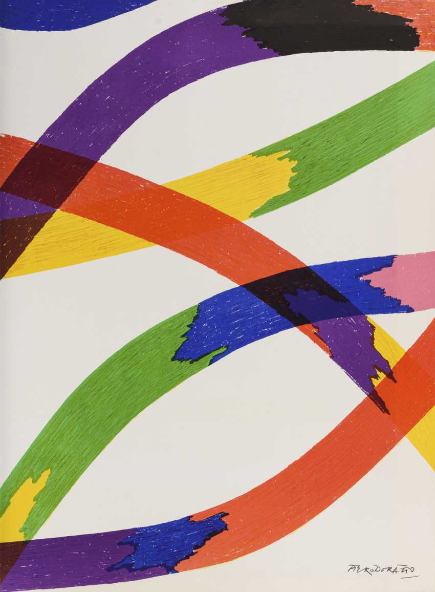 13 exhibition posters from 20th century artists - photo 5