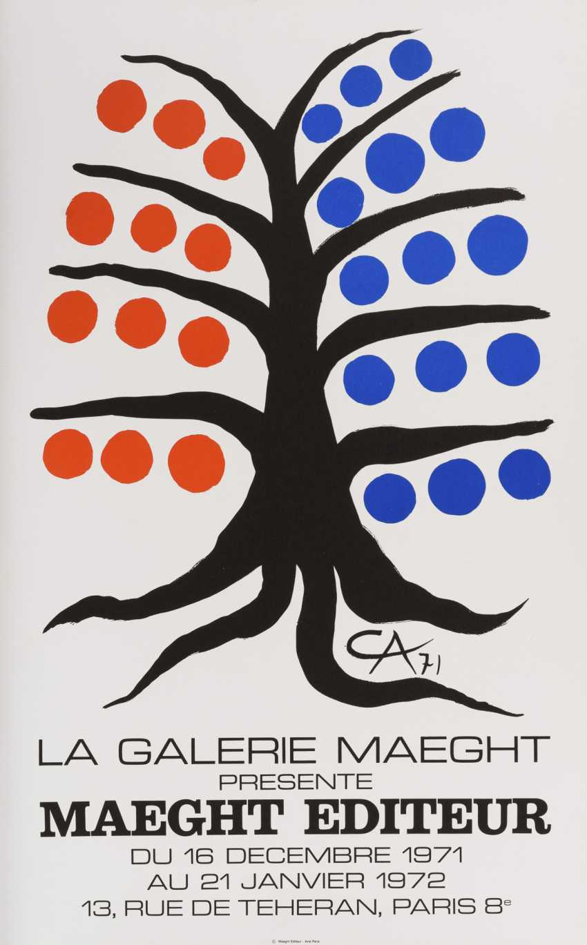 13 exhibition posters from 20th century artists - photo 10