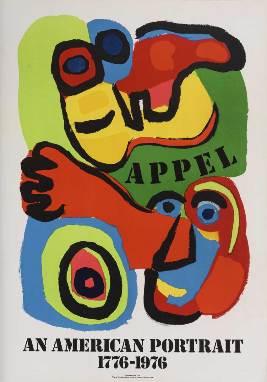 13 exhibition posters from 20th century artists - photo 11