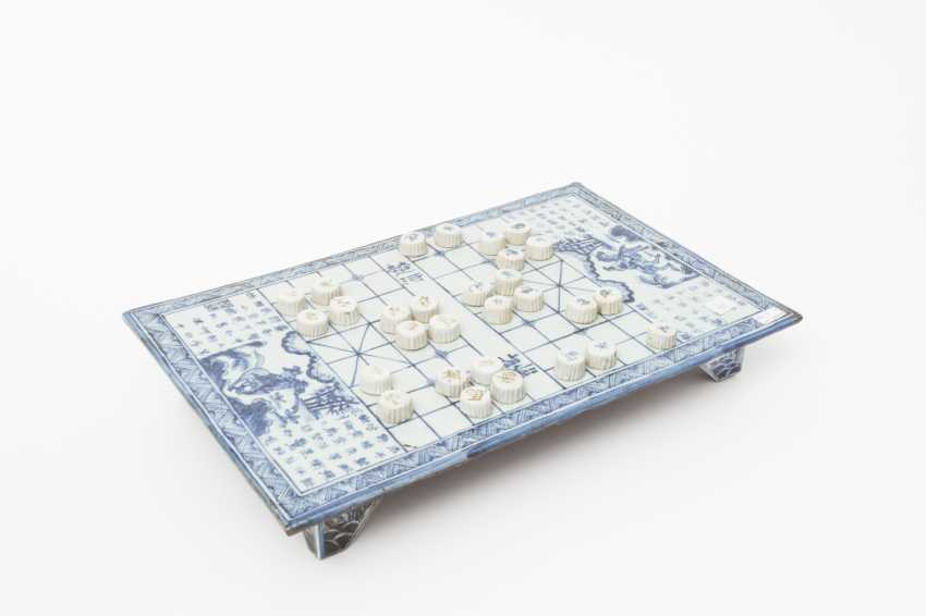 Board game for two players. CHINA, 20. Century - photo 1