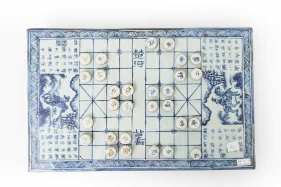 Board game for two players. CHINA, 20. Century - photo 3
