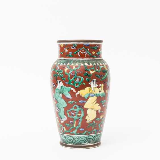 China Vase - photo 2
