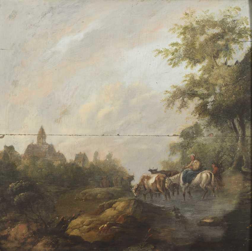 Baroque landscape - photo 1