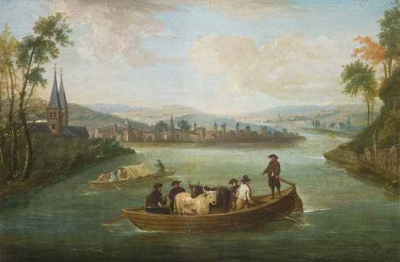 LANDSCAPE PAINTER AT THE END OF THE 18TH CENTURY, - photo 1