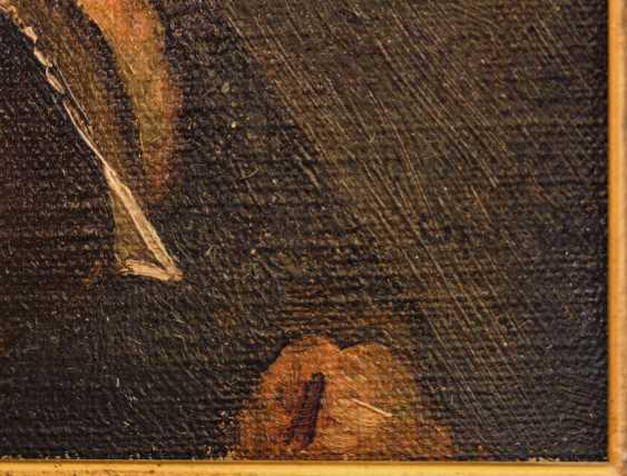 Copy after Frans Hals: Portrait of a gentleman - photo 2