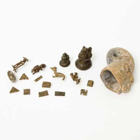 Treasure trove. AFRICA / ASIA. 15tlg. - photo 1