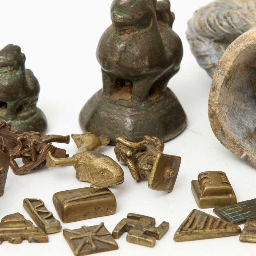 Treasure trove. AFRICA / ASIA. 15tlg. - photo 2