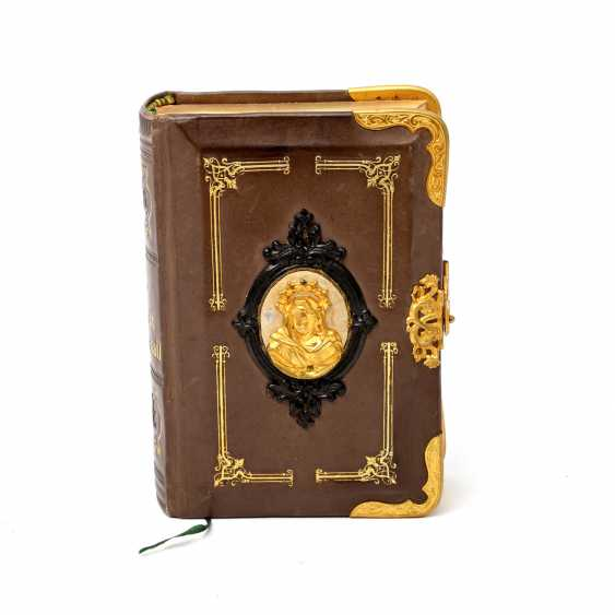 Devotional book, The prayer bell hall again sounding in the Christian's heart', P. Theodor Stern, Winterberg o. J. - photo 1