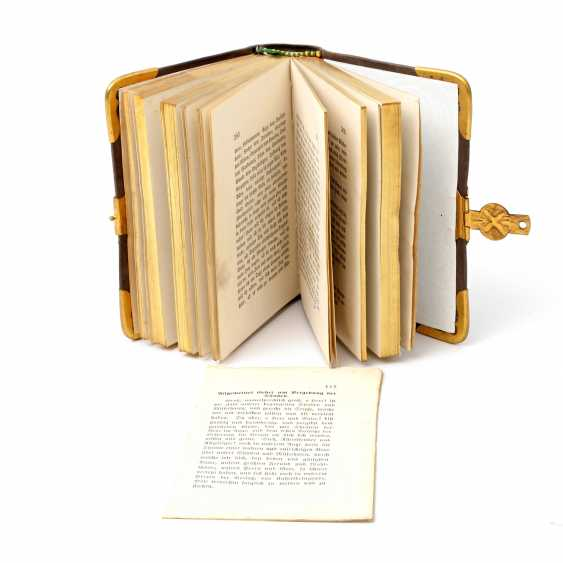 Devotional book, The prayer bell hall again sounding in the Christian's heart', P. Theodor Stern, Winterberg o. J. - photo 2