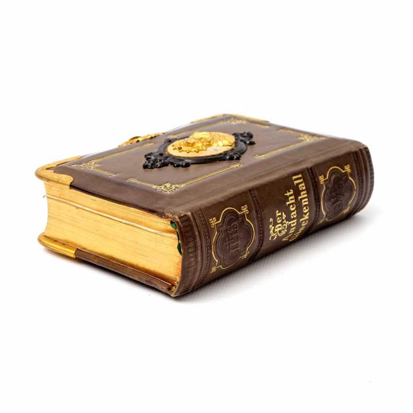 Devotional book, The prayer bell hall again sounding in the Christian's heart', P. Theodor Stern, Winterberg o. J. - photo 5