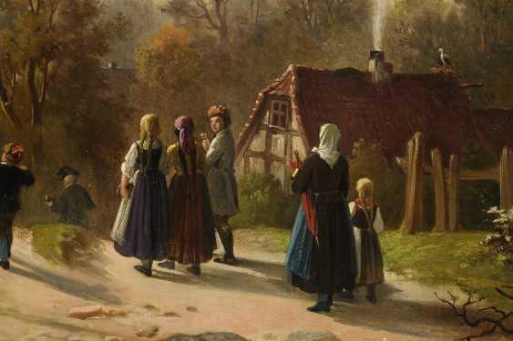 STIEGEL, Eduard (1818 Kassel - 1879 ibid.) - photo 2