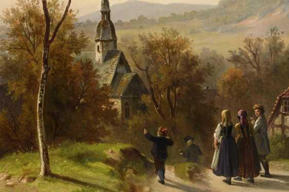 STIEGEL, Eduard (1818 Kassel - 1879 ibid.) - photo 3