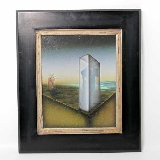 """Mold penning, JOCHEN (1948): """"Zweisig"""", 1974, - photo 2"""