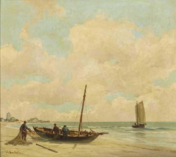 BARTELS, Hans von (1856 Hamburg - 1913 Munich) - photo 1