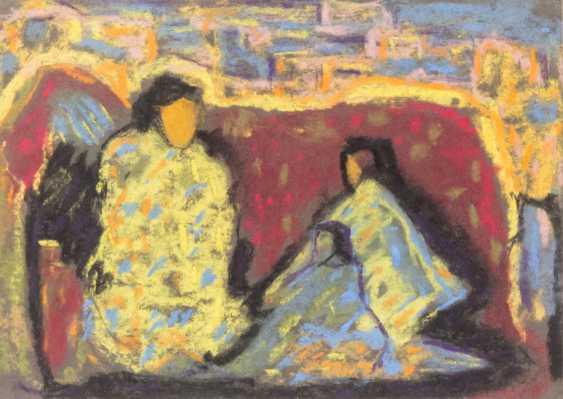 """STÄRK, BRUNO (Schwaigern / Württ. 1894-1979 Stuttgart), """"Composition, A Tribute"""", - photo 1"""