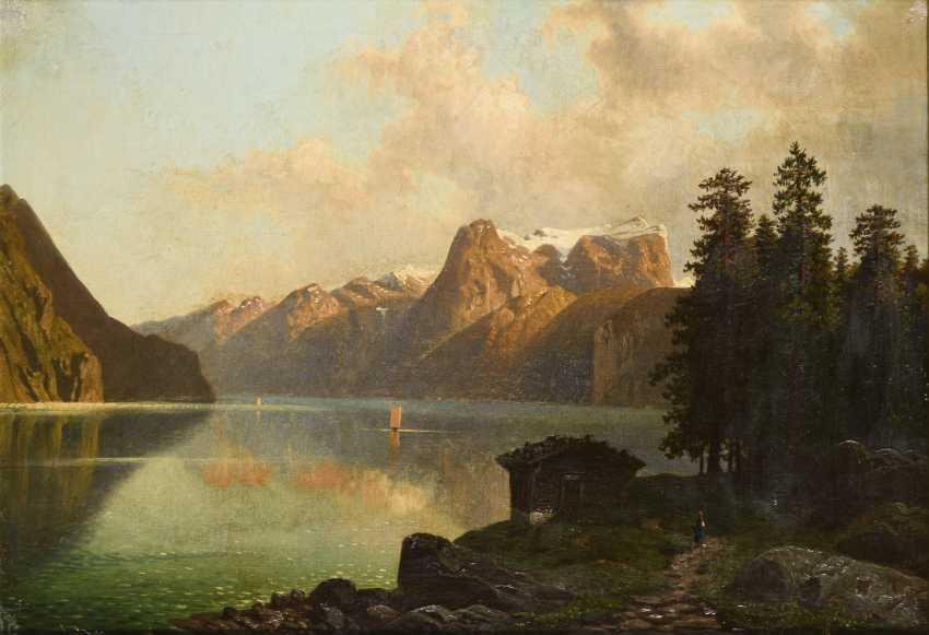 NOCKEN, Wilhelm Theodor (1830 Düsseldorf - 1905 ibid.) - photo 1