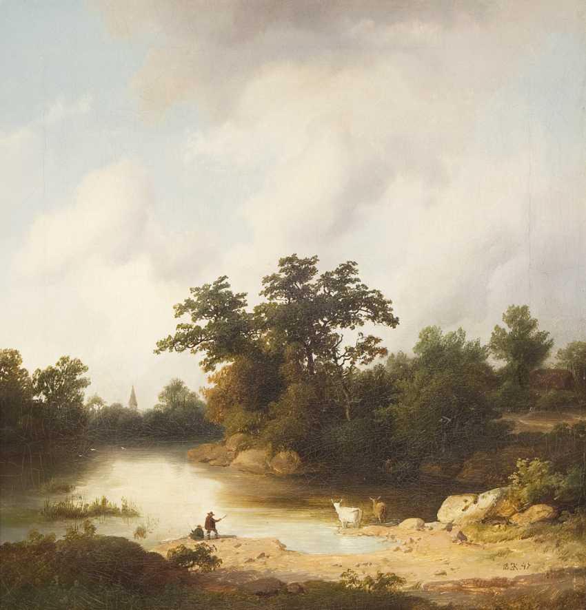 KAISER, Ernst (1803 Rain - 1865 Munich) - photo 1