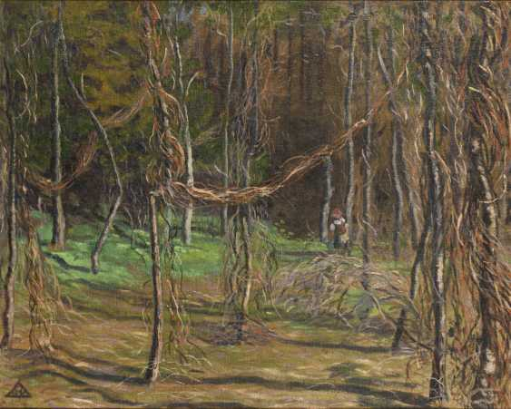 Monogrammist: maid in the forest - photo 1