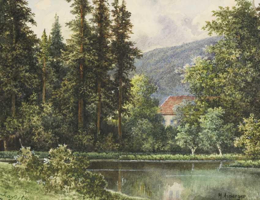 ASPERGER, Max (1864 Apolda - 1924 Gotha) - photo 1