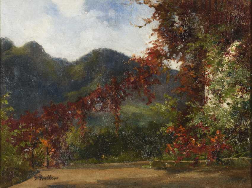 PRELLER, Friedrich d. J. (1838 Weimar - 1901 Dresden) - photo 1
