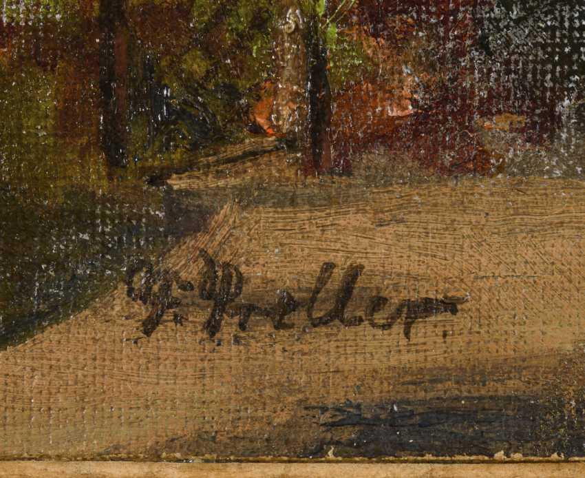 PRELLER, Friedrich d. J. (1838 Weimar - 1901 Dresden) - photo 2