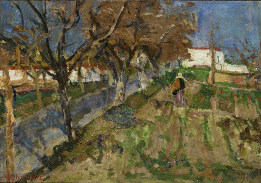 SCHRETER, Zygmunt (1896 Łódz - 1977 Paris) - photo 1