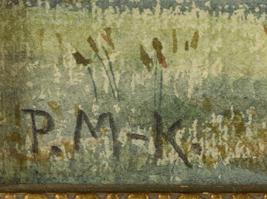 MÜLLER-KAEMPFF, Paul (1861 Oldenburg - 1941 Berlin) - photo 2