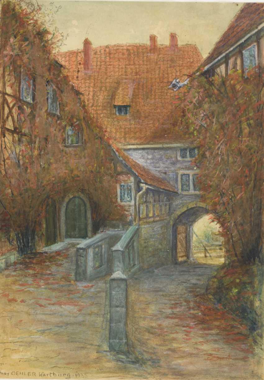 OEHLER, Max (1881 Eisenach - 1943 Weimar) - photo 1