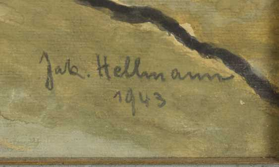 HELLMANN, Jakob (1877 Homburg / Saar - 1953 Partenkirchen) - photo 2