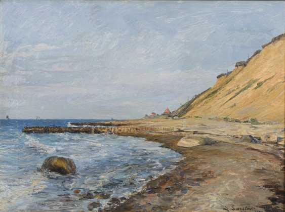 LARSEN-SAERSLØV, Frederik (1870 Saerslev - 1942 Gentofte) - photo 1