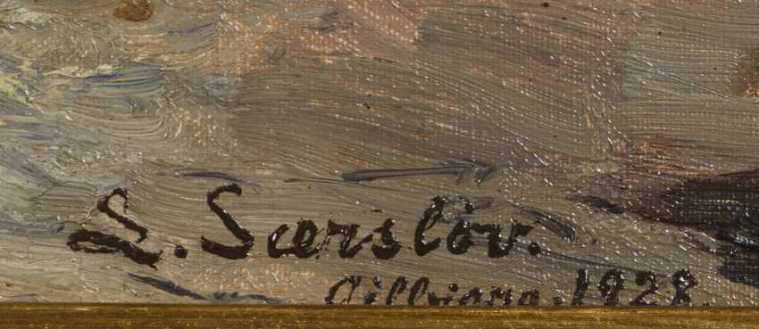 LARSEN-SAERSLØV, Frederik (1870 Saerslev - 1942 Gentofte) - photo 2