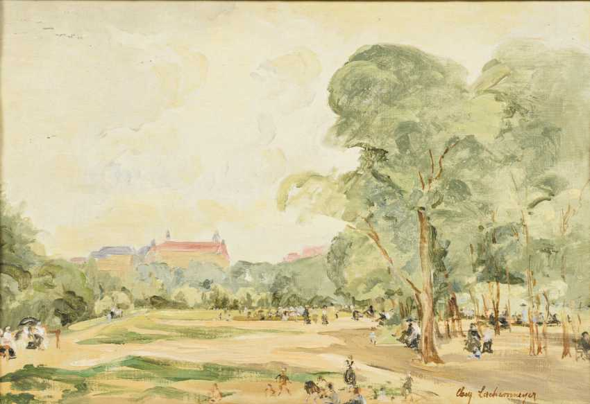 LACHENMEYER, August (1870 Düsseldorf - 1927 Berlin) - photo 1