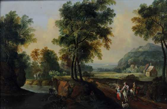 BOUDEWYNS, ADRIAEN FRANS (Attrib.) (1644-1711) - photo 1