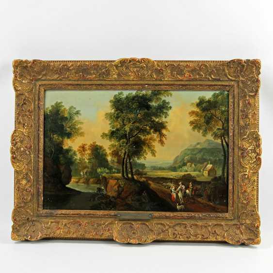 BOUDEWYNS, ADRIAEN FRANS (Attrib.) (1644-1711) - photo 2