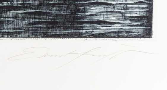"FUCHS, ERNST (1930-2015), ""dead island"", - photo 3"