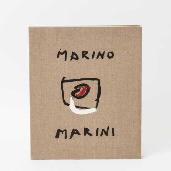 MARINO MARINI, factory edition, introd. Text By Werner Haftmann, - photo 1