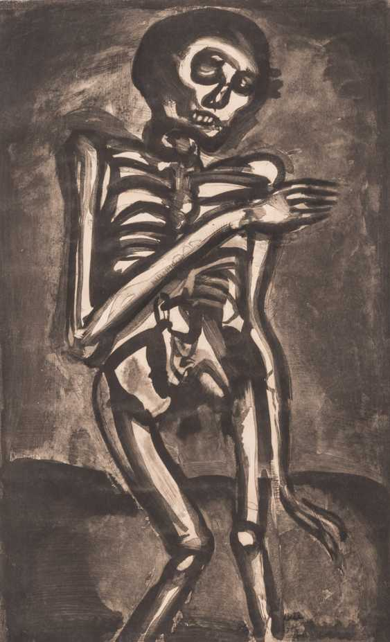 "ROUAULT, GEORGES (1871-1958), ""dance of death"", - photo 1"
