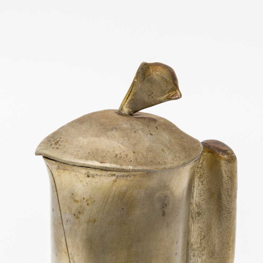 Pattern piece jug, Art Deco, 1900 - photo 4