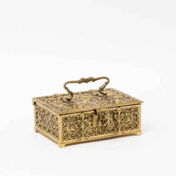ERHARD & SOHNE jewelry box, Schwäbisch Gmünd, around 1910 - photo 1