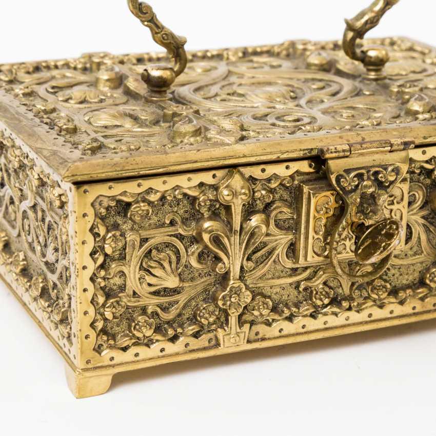 ERHARD & SOHNE jewelry box, Schwäbisch Gmünd, around 1910 - photo 2