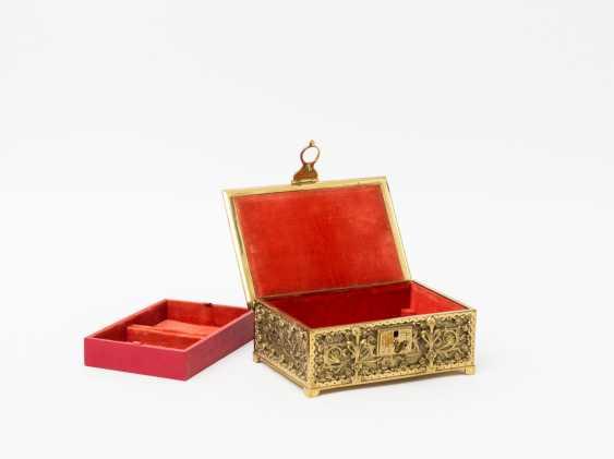ERHARD & SOHNE jewelry box, Schwäbisch Gmünd, around 1910 - photo 3