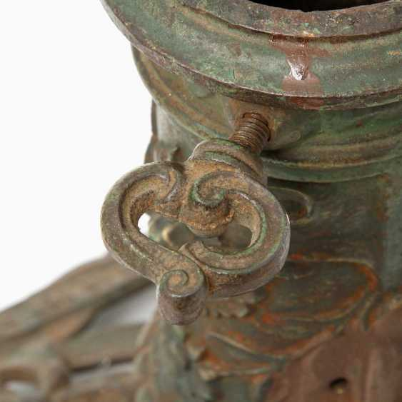 Art NOUVEAU Christmas tree stand, 1900's - photo 2
