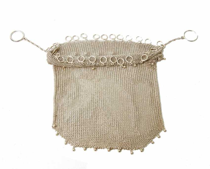 Art Deco mesh bag 800, - photo 2