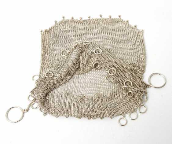 Art Deco mesh bag 800, - photo 3