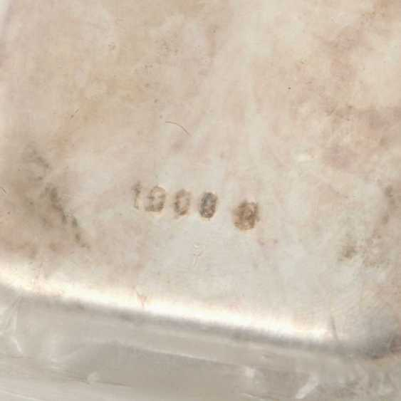 1,000 grams of silver in bullion form, - photo 2