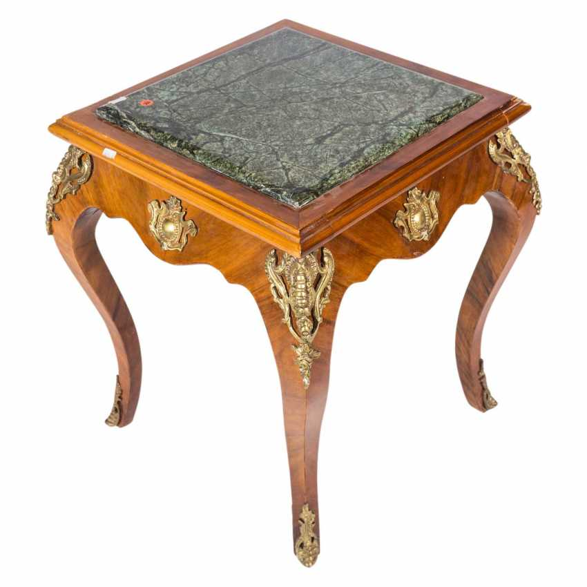 END TABLE IN BAROQUE STYLE - photo 2